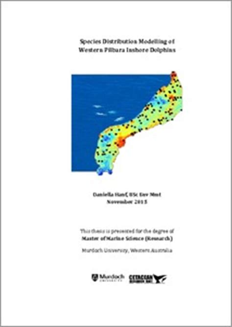 Gis masters thesis